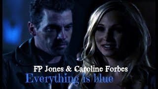 Caroline & FP Jones - Everything is Blue  ♥