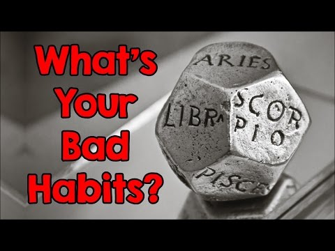What Are The Bad Habits Of The 12 Zodiac Signs?