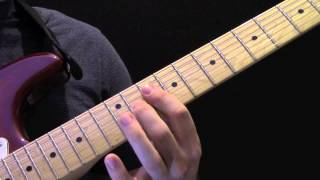 Hump De Bump Guitar Tutorial By The Red Hot Chilli Peppers