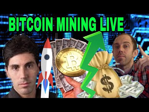 MAKING BITCIN PROFITS VERY SPECIAL GUEST SPECIAL LOGAN JOINS US $100k a year in bitcoin