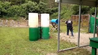 Wallum lake practical shotgun 7/29/17