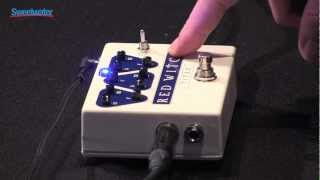 Red Witch Titan Delay Pedal Demo - Sweetwater Sound