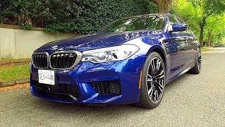 2018 BMW M5 review--BEST M5?? Hmmmm