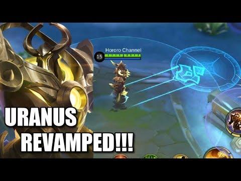 NEWLY REVAMPED HERO URANUS