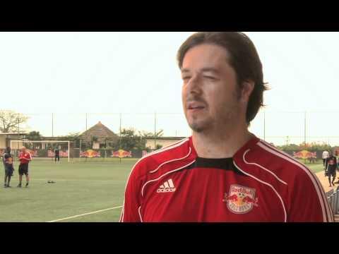 Goalkeeper Scouting at Red Bull Ghana