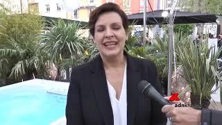 Sara Massarutti presents the newest Jacuzzi® @ FuoriSalone 2019