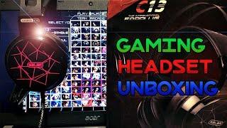 SALAR C13 Gaming Headset | ¿Vale la pena? | Unboxing | HD | luigi2498