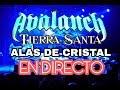 watch he video of Avalanch - Alas De Cristal - con Angel de Tierra Santa (LIVE)