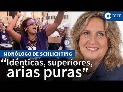 El alegato de Cristina contra el feminismo sectario