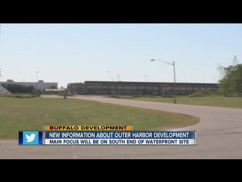New information on development of Buffalo's Outer Harbor