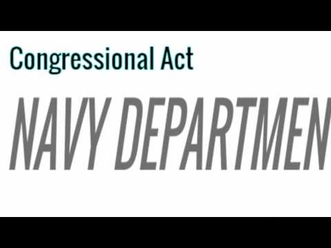 Early Presidential Administrations- Adams Administration- Navy Department
