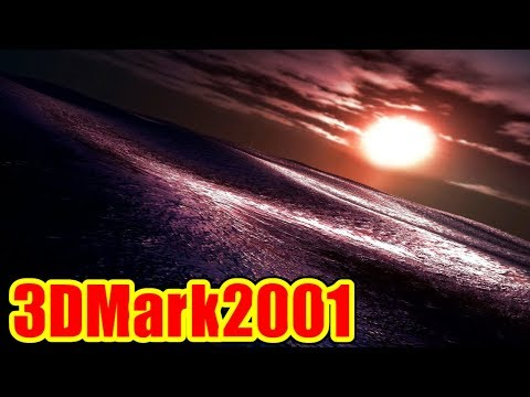 [FHD,60p] 3DMark2001SE BENCHMARK [MadOnion.com]