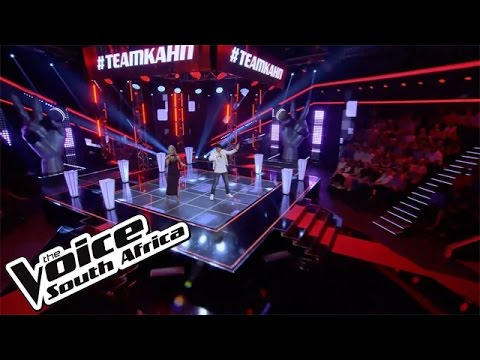 Jade McDonald and Johan Anker sing 'Somebody to Love'   The Battles   The Voice SA 2016