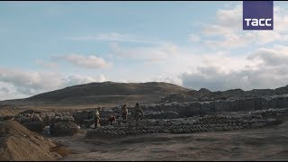 Что обнаружили археологи у стройплощадки Крымского моста