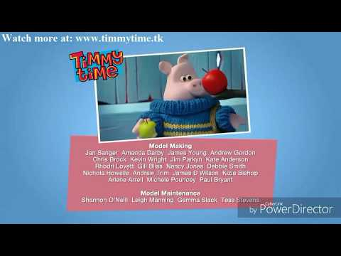 Timmy Time Credits (for Colleen Ford)
