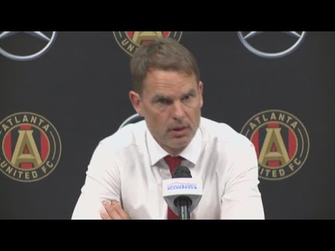 Frank de Boer says Atlanta United must adjust to being the hunted in MLS circles