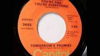 Tomorrows Promise - You