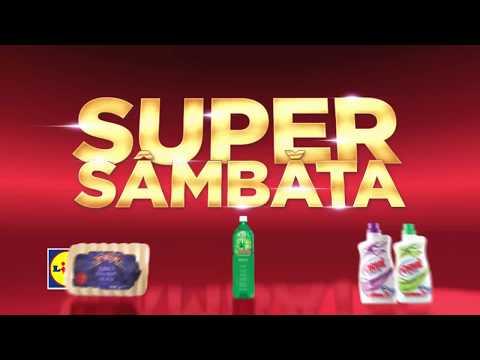 Super Sambata la Lidl • 26 Mai 2018