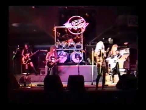 Whiskey Blu AZ all-female rock band Roxy Shows 1.31.92 and 3.7.92