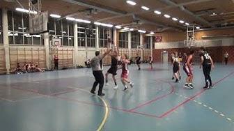 Basket U17 - Lidingö vs JKS