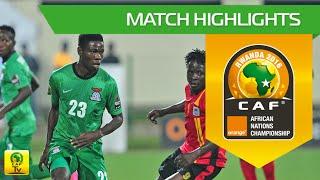 Uganda vs Zambia | Orange African Nations Championship, Rwanda 2016