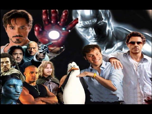 Actores De Doblaje Mexicano La Voz De Iron Man Toretto 007 Sherlock Holmes Kowalsky Y Más Youtube