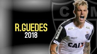 Roger Guedes - Atlético MG Goals & Skills - 2018 HD