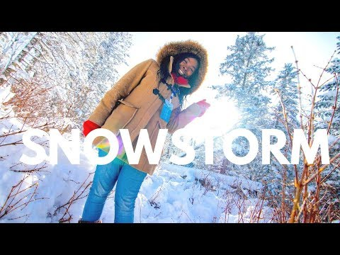 KNEES DEEP IN SNOW | JILIN CHINA TRAVEL GUIDE || Abi Abroad