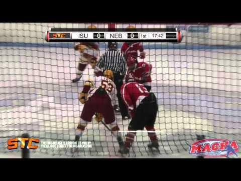 Iowa State vs Nebraska 2/13/16 1 Period