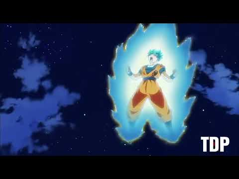 DBS TRIBUTE GOKU ( TIME OF DYING )