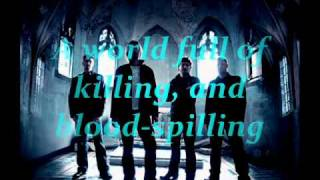 Nickelback -A Hero Can Save Us -Lyrics