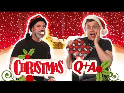 KINKY CHRISTMAS QandA