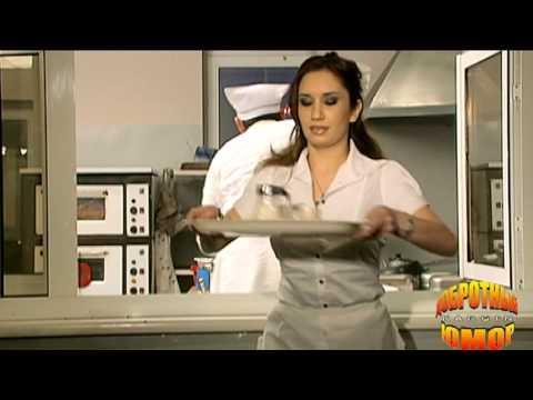 Заболела посудамойщица (анекдот)
