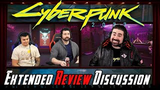 Cyberpunk 2077 - Angry Review Extended Discussion
