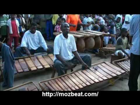 TIMBILAS - Orquestra Moçambicana