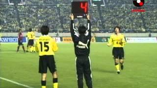 鹿島アントラーズ vs 柏レイソル 2000Jリーグ ディビジョン1 2nd...