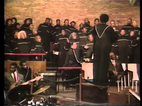 Rev. Clay Evans And The Fellowship Choir - Things Are Going To Work Out Somehow