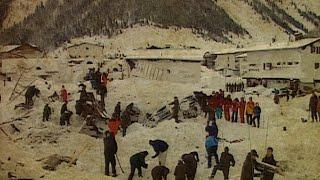 SPIEGEL TV vor 20 Jahren: Lawine in Galtür