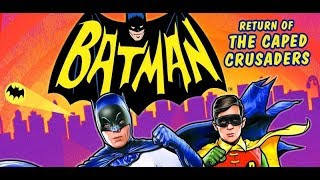 Batman Return Of The Caped Crusaders Sub Español