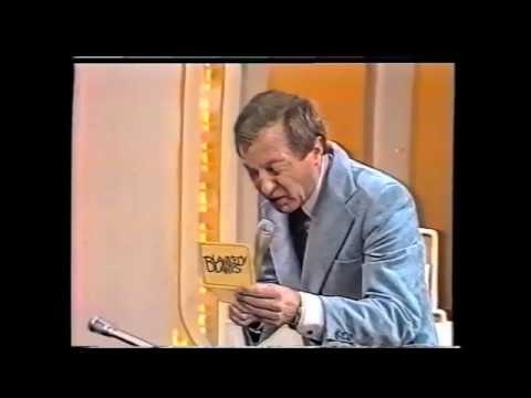 Channel  Ten .. The Great Entertainer 1978 Blankety Blanks ident