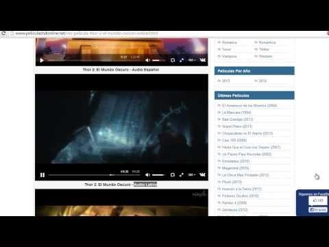 Thor 2: El Mundo Oscuro (2013) pelicula completa en español online(2013) Thor The Dark World