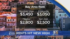 Bay Area Rent Hits New High