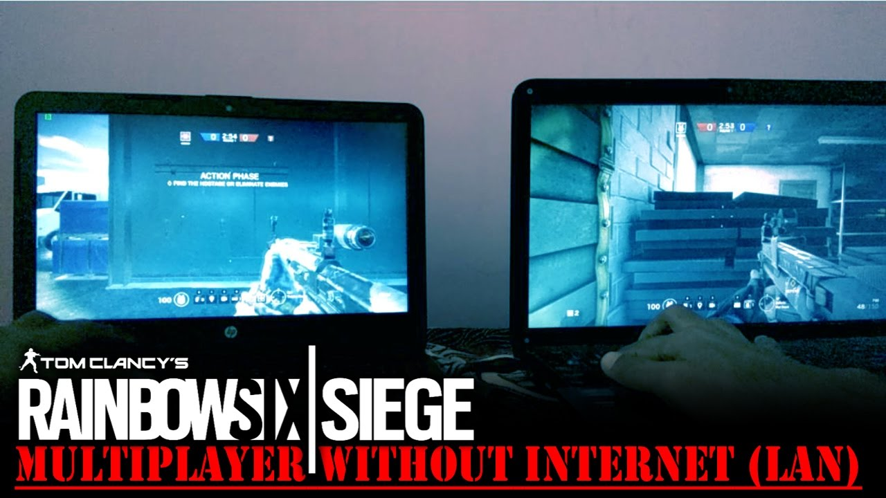 how to play rainbow six siege multiplayer