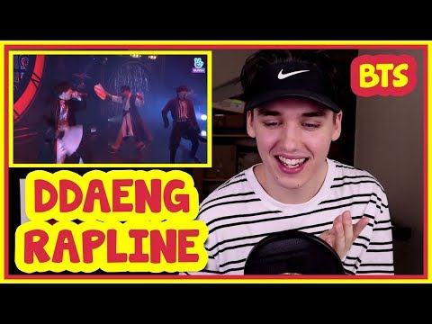 BTS PROM PARTY - DDAENG PERFORMANCE REACTION [BTS FESTA 2018]