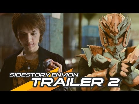 SPHERES: Chronicle of Envion Trailer 2 (Tokusatsu Indie dari Surabaya)