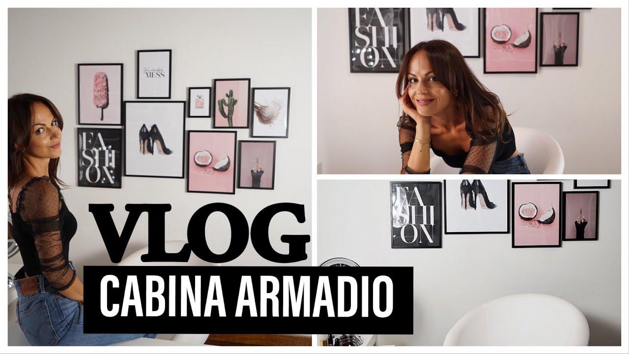 La Mia Cabina Armadio.Decoro La Mia Cabina Armadio Con Desenio Vlog Venerdi 2 Agosto