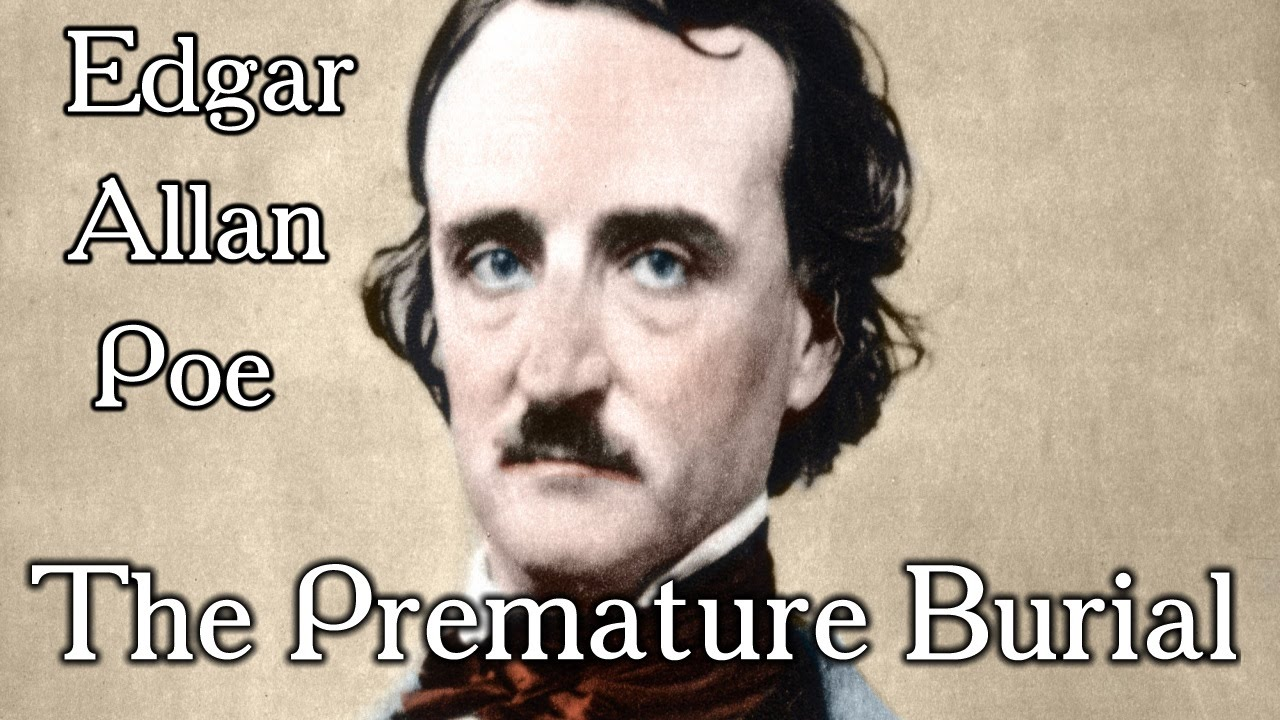 Image result for the premature burial by edgar allan poe