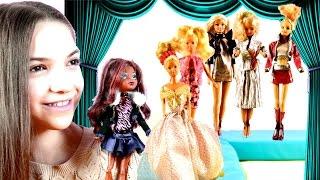 Кукла Барби на показе мод - Конкурс от Монстер Хай