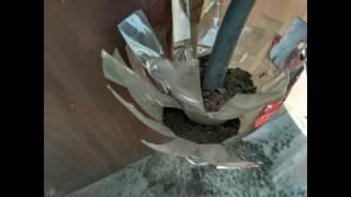 видео Как прочистить трубу в бане своими руками