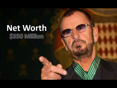 Ringo Starr Net Worth Lifestyle Family Biography House 2018